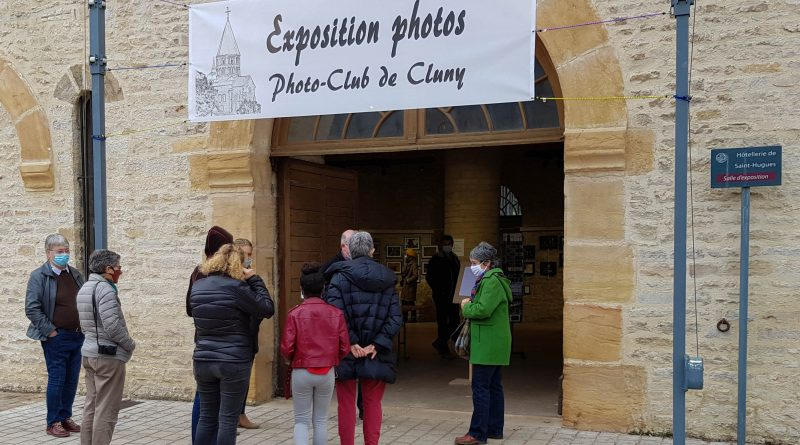 Visite à nos amis du Club Photo de Cluny